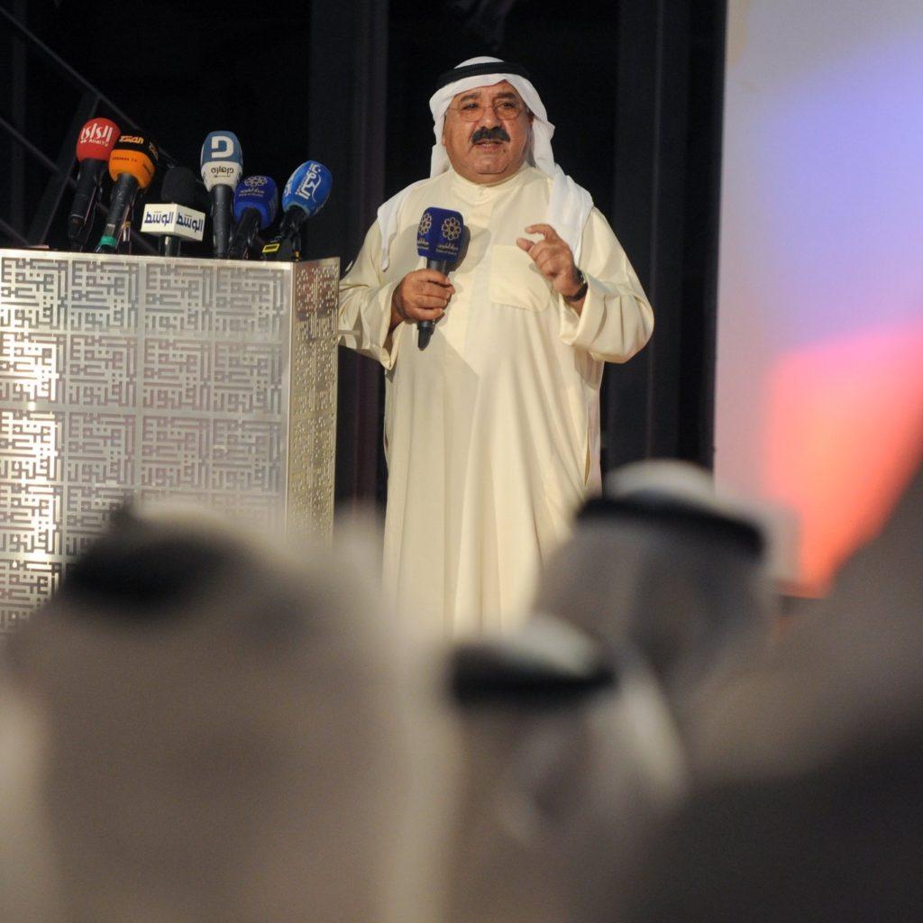 ناصر الصباح: استقطاب 450 مليار دولار بمشروع تطوير الجزر ومدينة الحرير